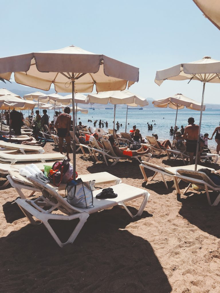 Eilat royal beach tanya shin